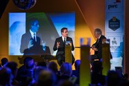 Keynote Speaker for the evening was footballer turned businessman and pundit, Gary Neville