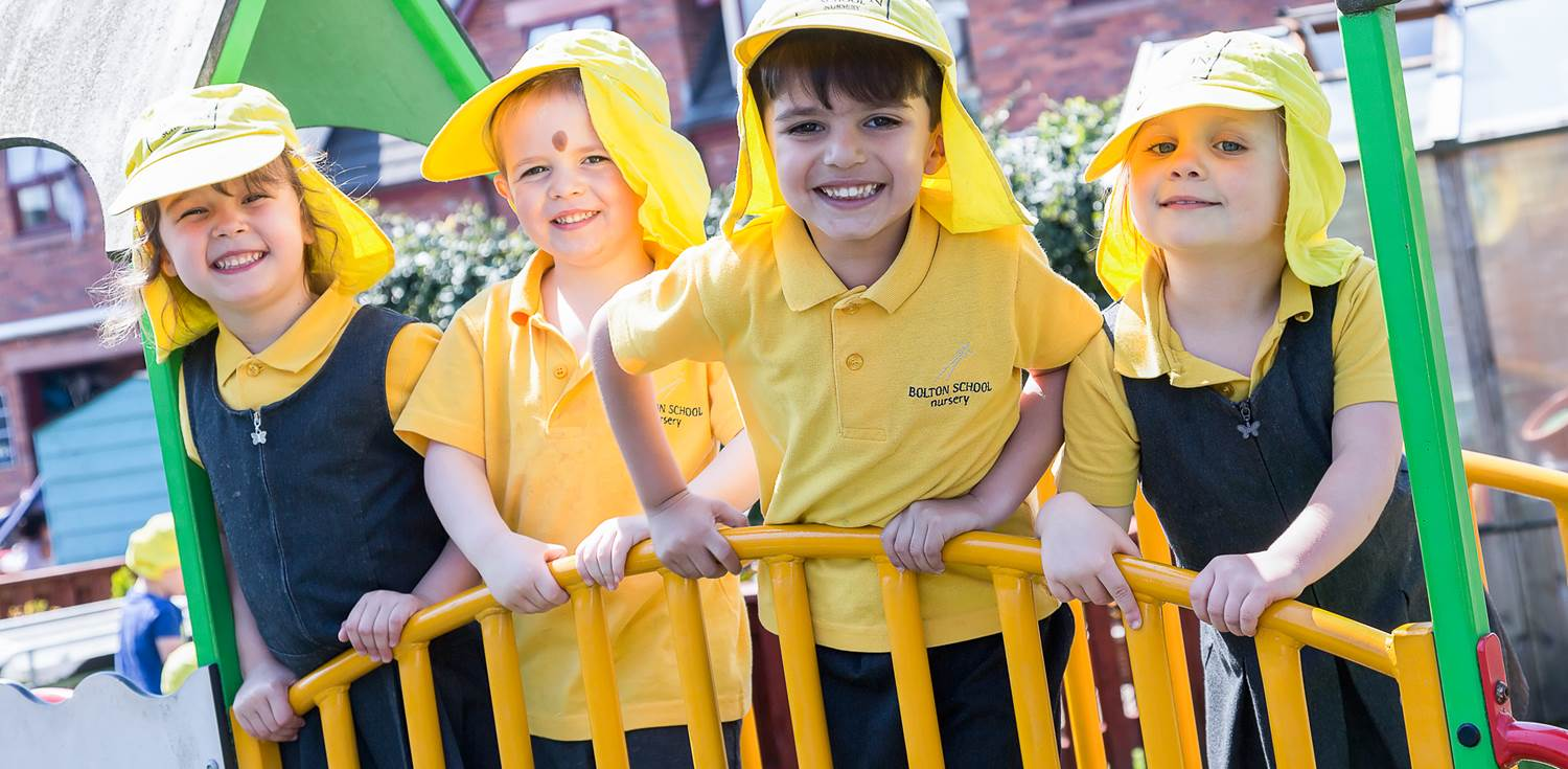 Bolton School Nursery, Childcare, Private Day Nurseries, Pre-School