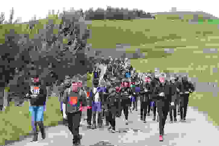 Rivington Charity walk summer 2016