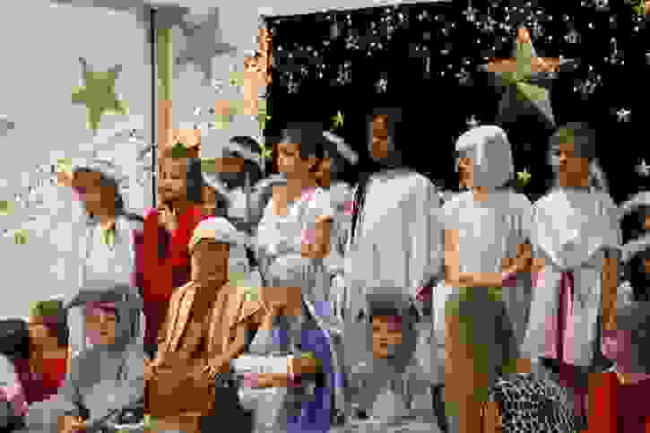 Years 1-2 Carol Concert Nativity 2016 Soloists