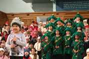 Winter Warmer Concert - 10 little Christmas Trees, Christmas 2016