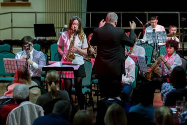 Christmas Concert 2016 Jazz Band