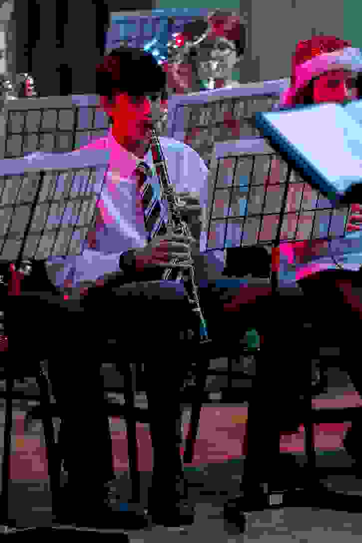 Christmas Concert 2016 Clarinet