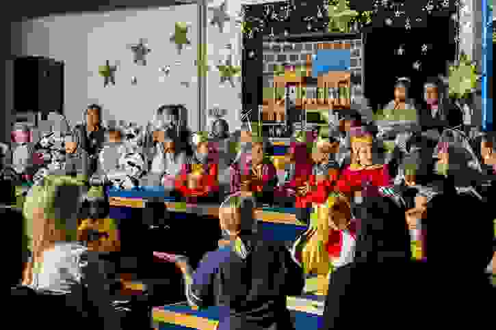 Nursery Nativity - Stage