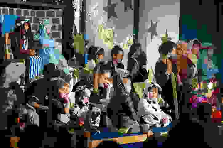 Nursery Nativity - Animals