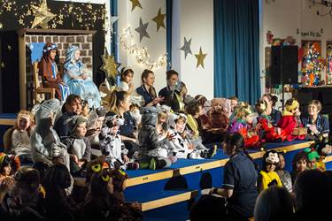 Nursery Nativity - Everyone