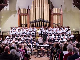 Christmas Festival 2016 Choir