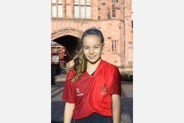Y7 County Call Ups - Poppy Donohue Lancs U13 Cricket