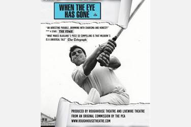 When The Eye Has Gone Poster