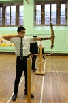 Boys at Archery Club