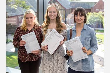 Students' 2016 A Level results were the best in the borough