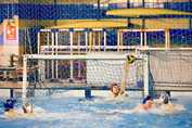 U18 Water Polo save