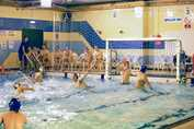 U18 Water Polo match