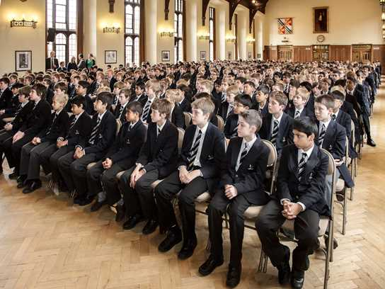 The latest ISI Inspection has awarded the Boys' Division the top mark of