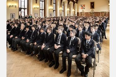 "The latest ISI Inspection has awarded the Boys' Division the top mark of ""Excellent"" in all categories"