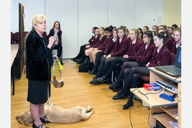 Guide Dogs talk 2