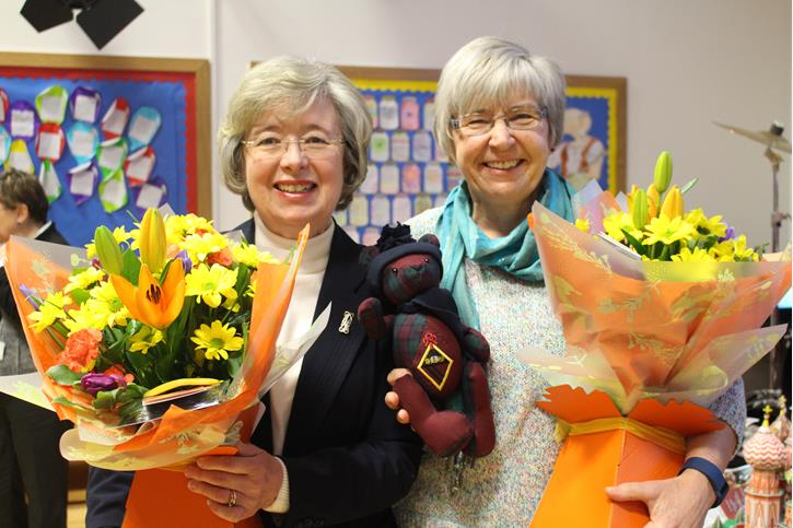 Farewell - Kathryn Critchley and Maureen Drinkwater