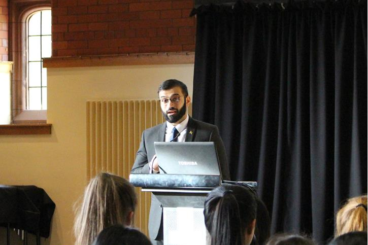 Bolton School | Professions Explored on NHS Careers Day