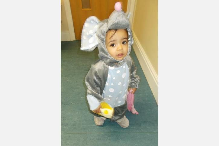 World Book Day - Mouse