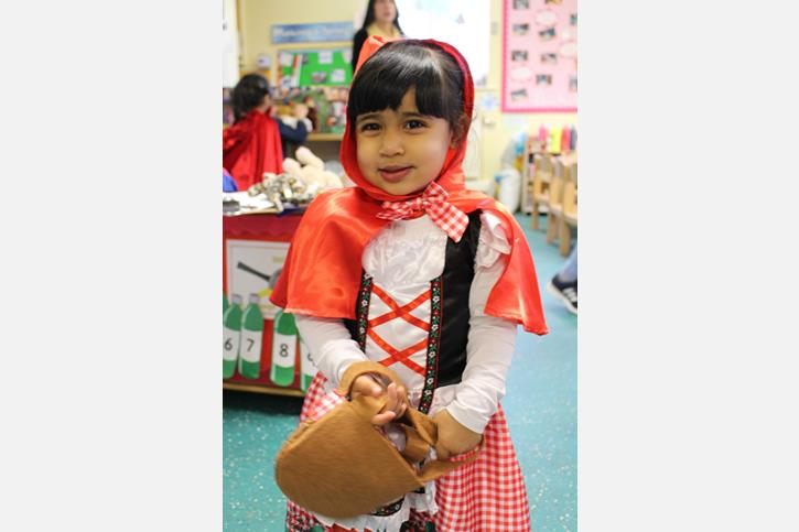 World Book Day - Little Red Riding Hood