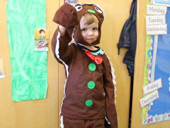 World Book Day - Gingerbread Man