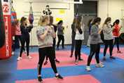 NCS at BLGC - Boxing drills