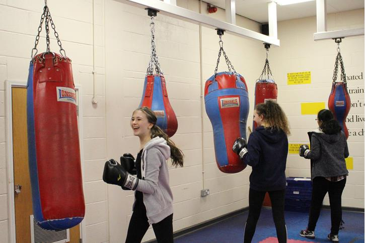 NCS at BLGC - Boxing