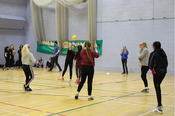 NCS at BLGC - Dodgeball