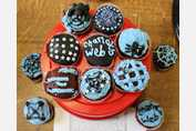 World Book Day - Charlotte's Web Cupcakes
