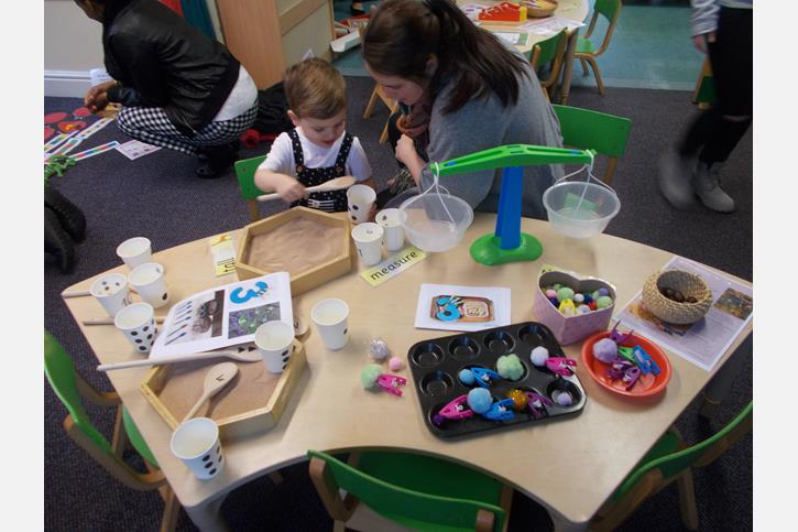 Drop-In - Learning through play