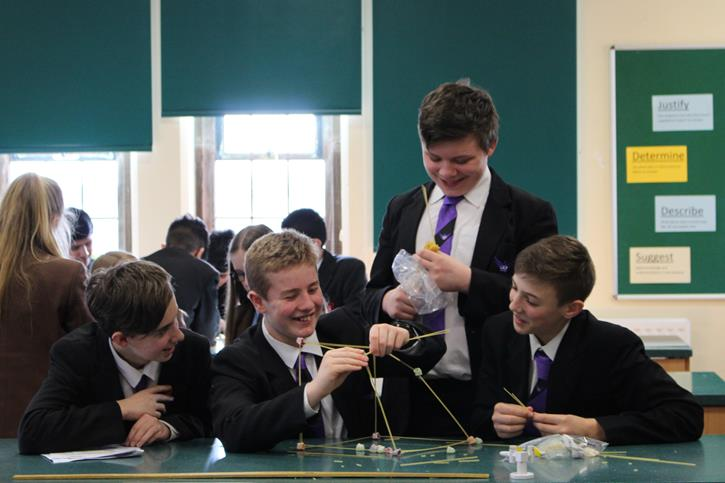 Physics Olympics - Jelly Baby Towers fun