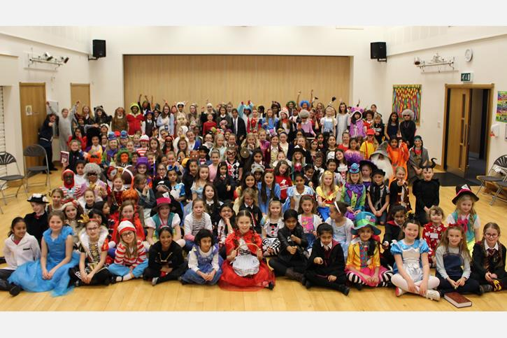 World Book Day - Whole School