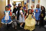 World Book Day - Diverse Group