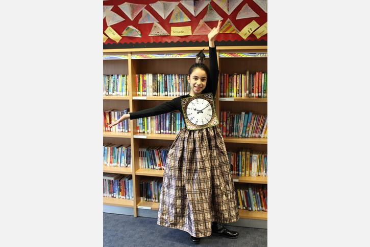 World Book Day - Cogsworth