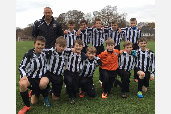 Bolton School Into Greater Manchester Football Cup Semi