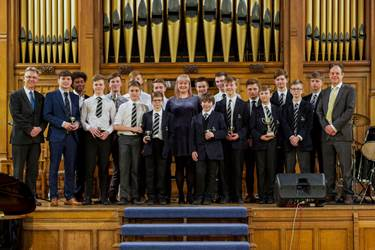 Young Musician of the Year - Group