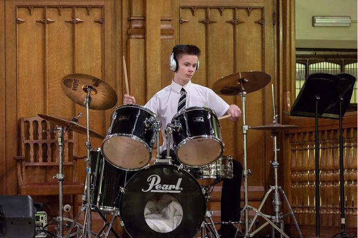 Young Musician of the Year - Drums
