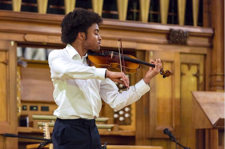 Young Musician of the Year - Violin