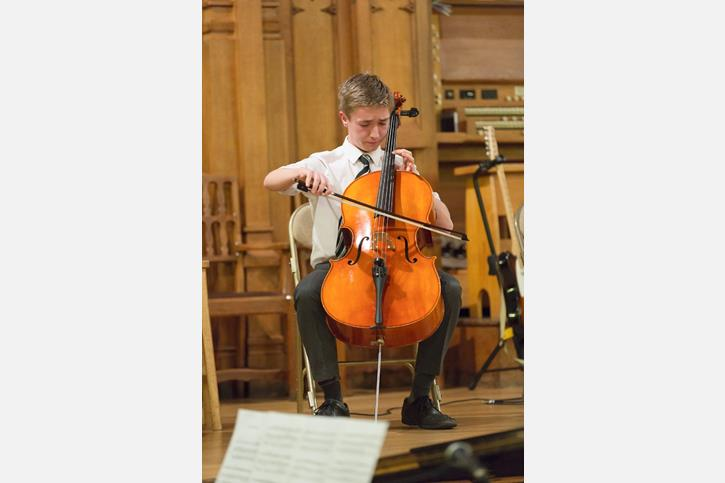 Young Musician of the Year - Cello