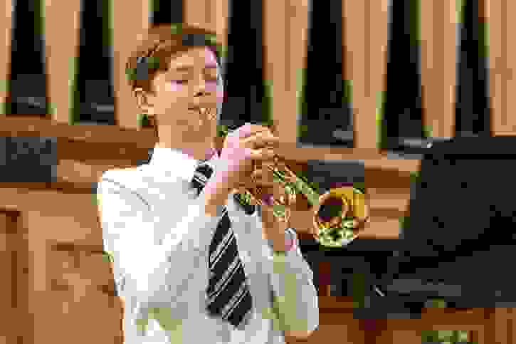 Young Musician of the Year - Trumpet