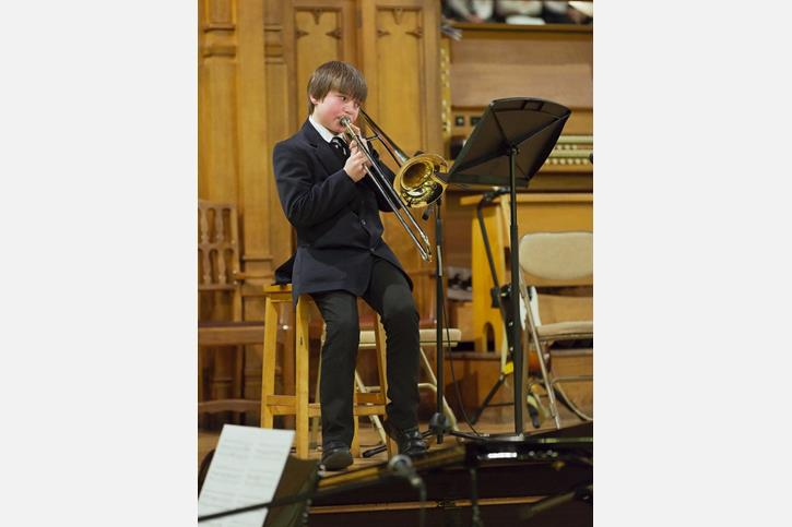 Young Musician of the Year - Trombone