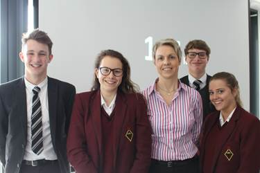Sally Barker - Sport Massage Therapist with pupils