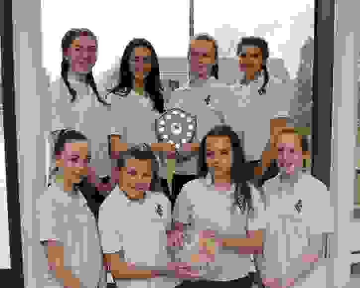 U14 Bolton Schools Netball Tournament Win in School