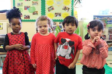 Red Nose Day Outfits