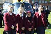 OB's Flying Visit Jr Girls with Helicopter