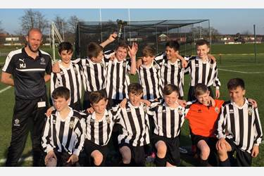 Y7 Town Football Champs