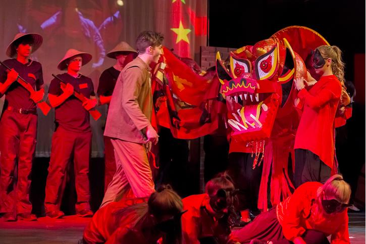 Miss Saigon Dragon