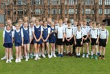 Shared Cross Country League Win Junior Boys and Girls