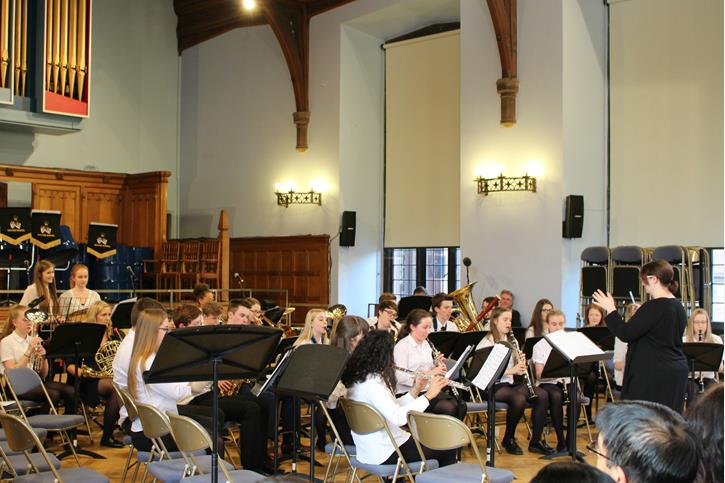 May Serenade Joint Sr Concert Band