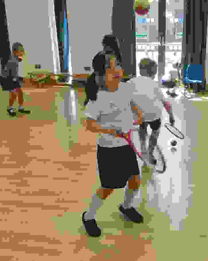 Tennis Workshop - bouncing balls